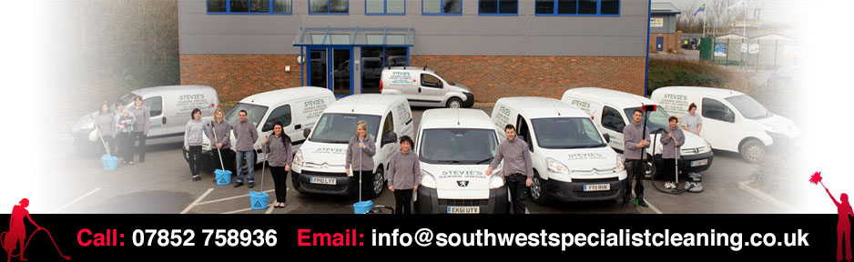 Contact South West Specialist Cleaning Ltd